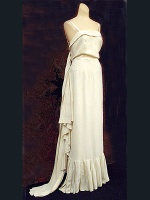 Bias cut crepe and silk gown.jpg