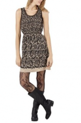 Rodarte for Target Crepe Lace Print Dress.png