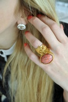 Oval arty ring coral 2.jpg