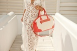 Dea-Rosa-Spring -Summer-2012- Maistros-in-coral-python-white-canvas.jpg