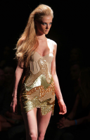 Alex Perry Spring Summer 2010 gold embellishment.png