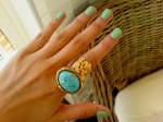 Oval arty ring turquoise 2.jpg
