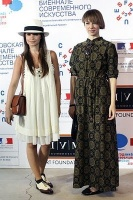 Miroslava Duma white dress.jpeg